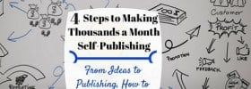 guide how to publish a book make money