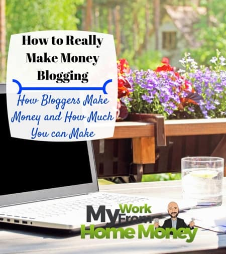 how much make money blogging