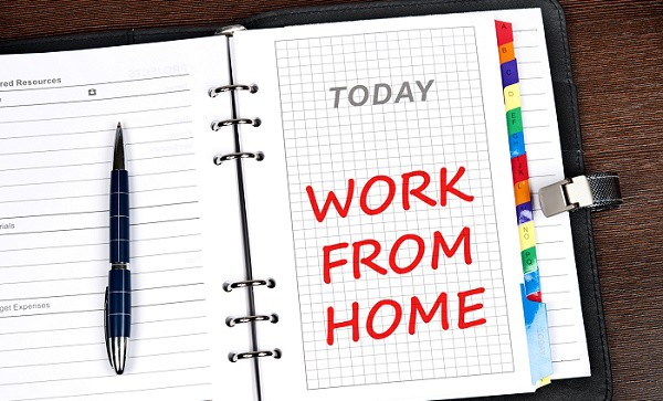 how to work from home schedule