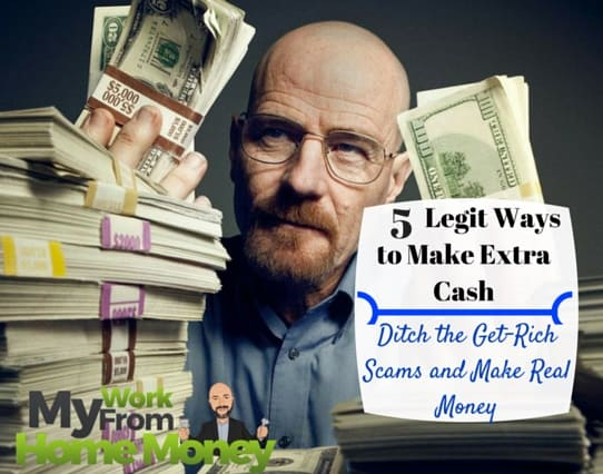 legit ways to work from home 5 legit ways to make extra cash at home 7413