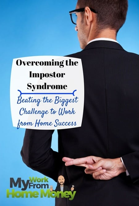impostor syndrome work from home