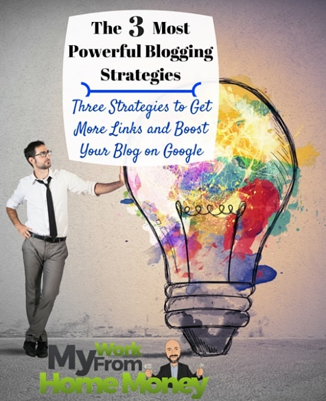 making a blog successful link building