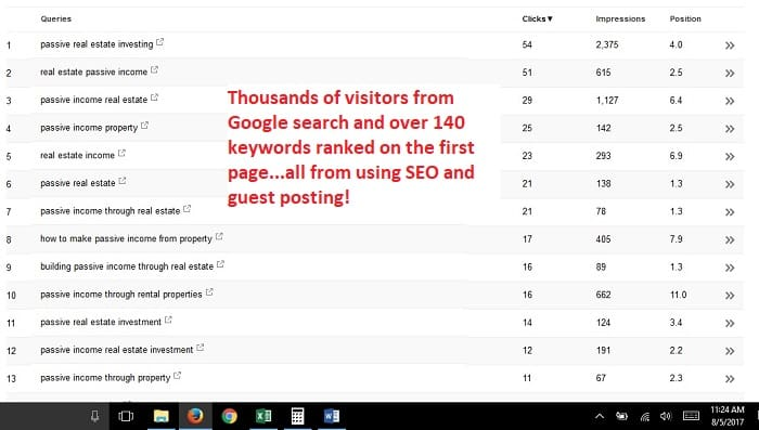 how to use guest posting for seo traffic
