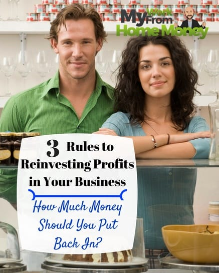 rules reinvesting in your business