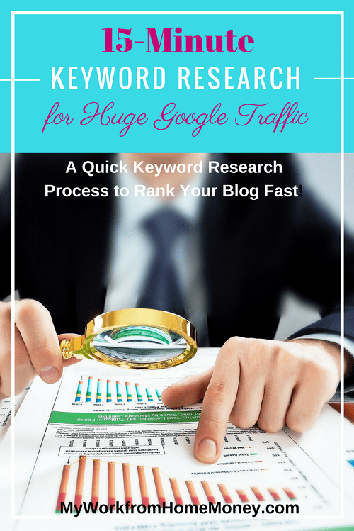 best-google-keyword-research-process