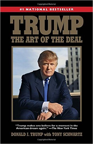 best business books 2017 trump