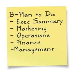 Make a Business Plan Essentials
