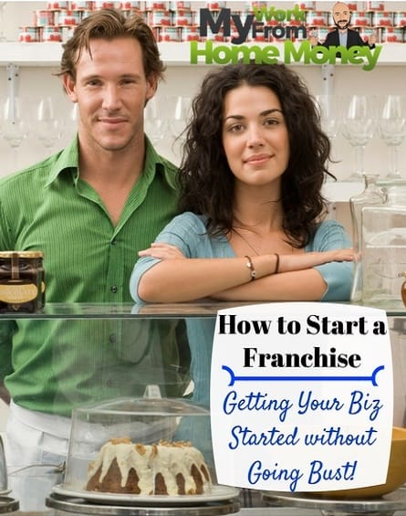 how to start a franchise business opportunity