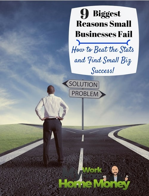 major reasons why small businesses fail