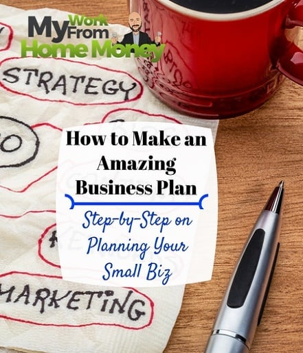 make a business plan with examples