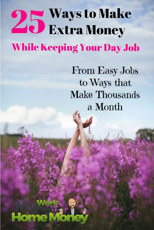 ways to make extra money keeping your day job