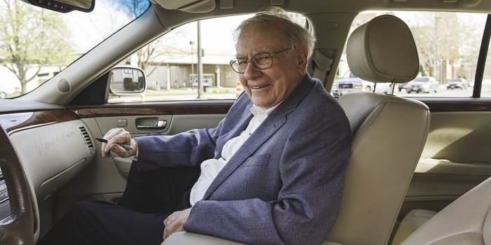 making money mindset warren buffett
