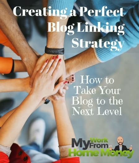 how to create blog internal linking strategy
