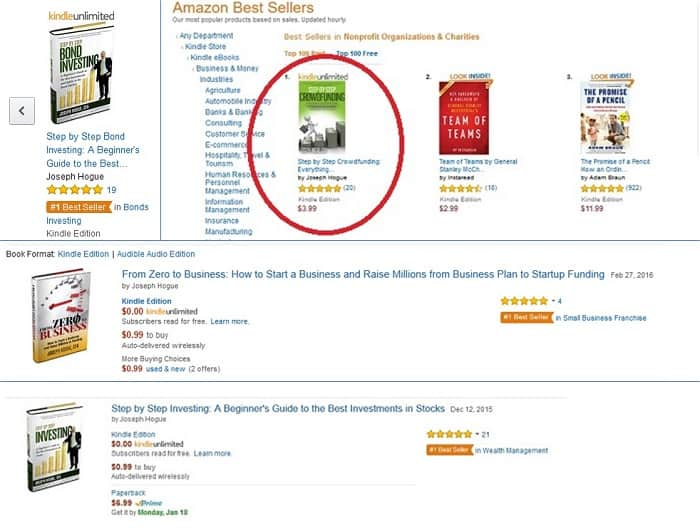 making amazon best seller rank easy