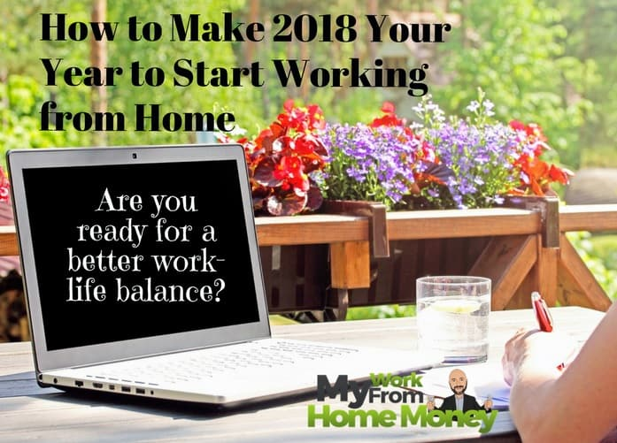 how start working from home in 2018