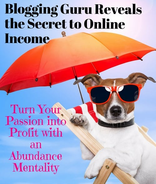 how to create online income fast