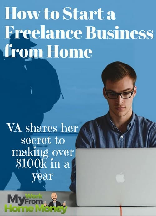 how to start a freelance business fast