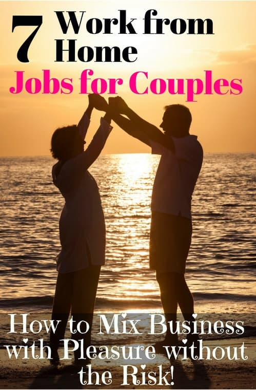work from home jobs for couples
