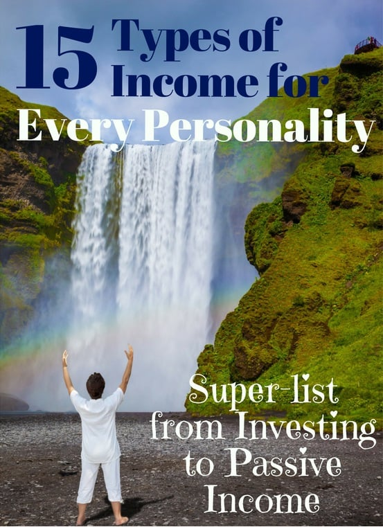best types of income to start fast