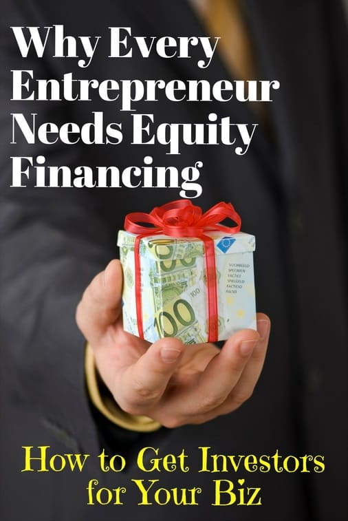 what is equity financing