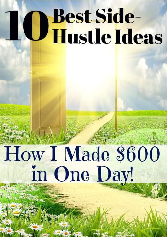 best side hustle ideas to start