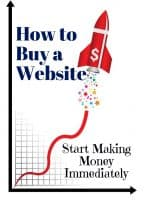 How to Buy a Website [and start making money immediately]