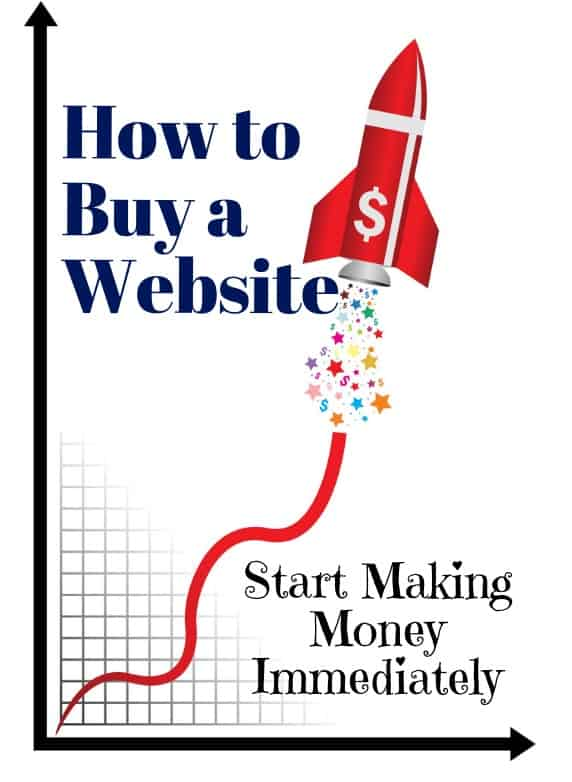 steps to buy a website