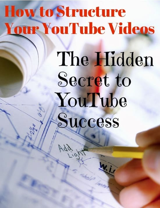 how to YouTube video structure