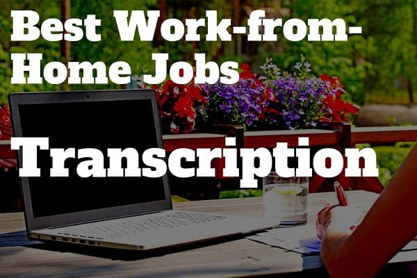 7 Part-Time Work from Home Jobs that Start this Week