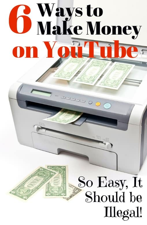 how to make money on youtube fast