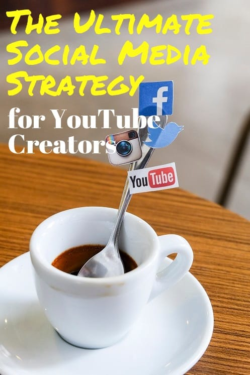 how to promote youtube on social media