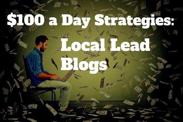 Make Money with a Local Blog