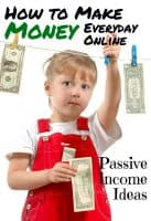 how to earn money everyday online