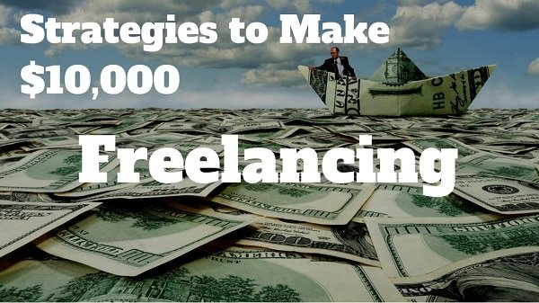 how to make money freelancing online