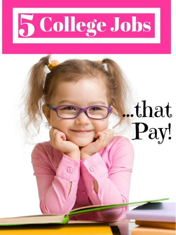 college jobs with high pay