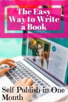 how to write a book for amazon