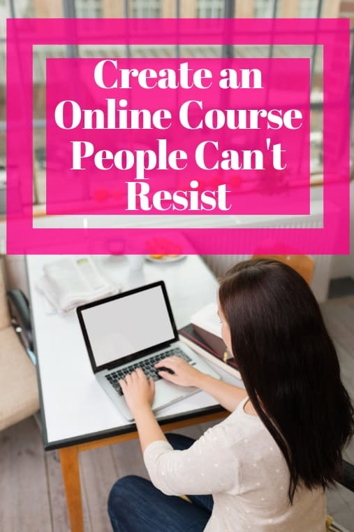 how to create an online course for passive income