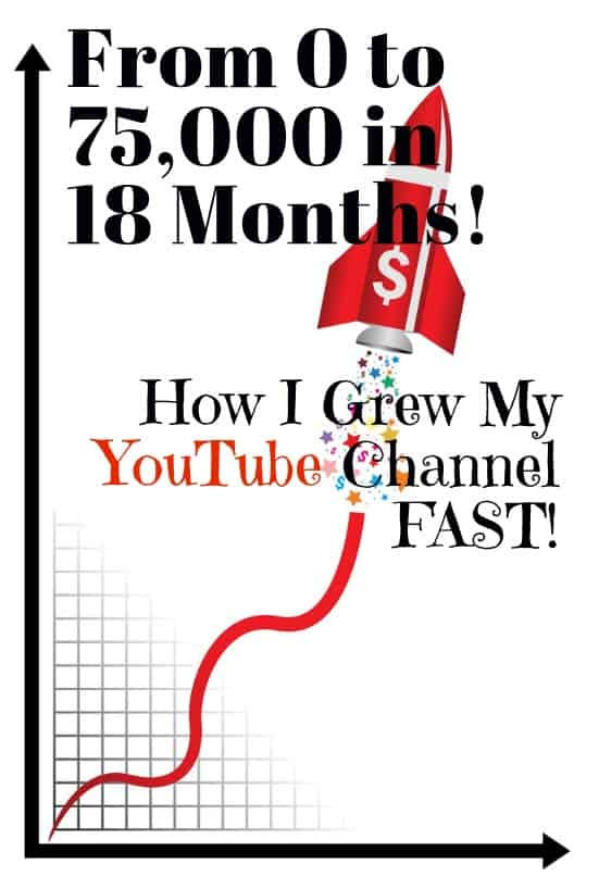 how to start a youtube channel now