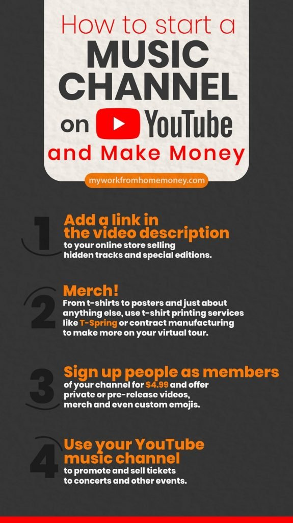 How to Start a Music Channel on YouTube and Make Money