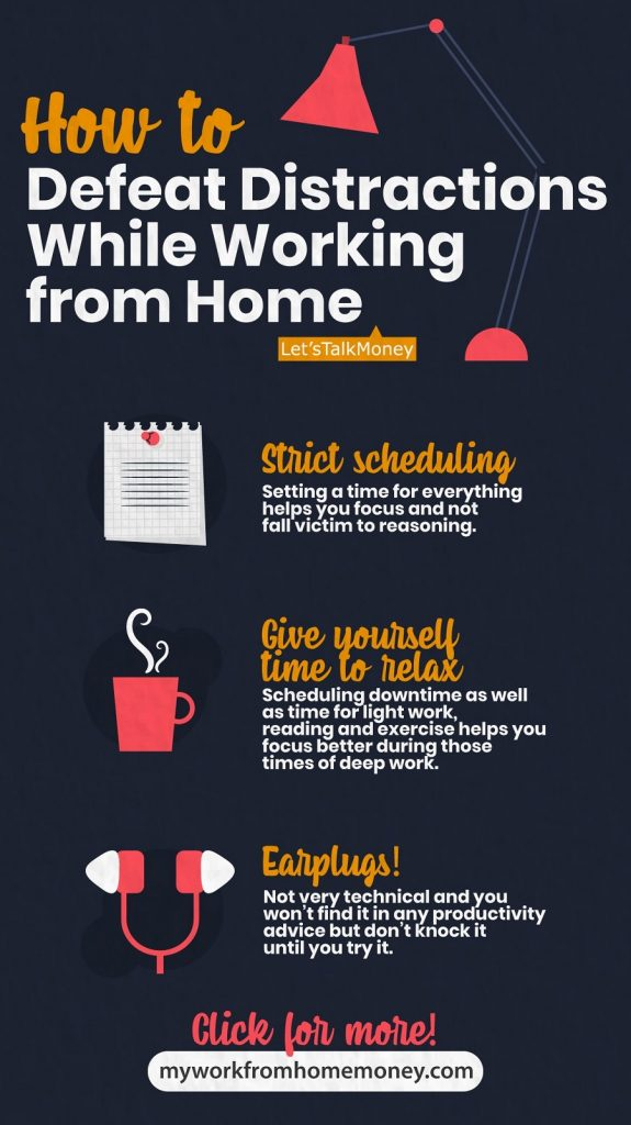 How to Work from Home without Distractions